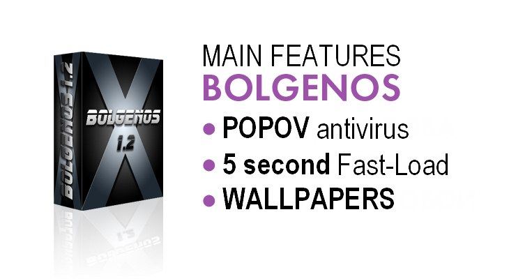 Principle differences of BolgenOS